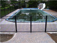 Fence Gallery Photo - Double Gate at Pool Area .jpg