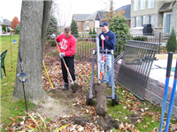 Fence Gallery Photo - D Fence LLC Footings 1.jpg