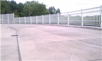 Fence Gallery Photo - Commercial Aluminum Retrofit 3.jpg