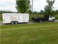 Fence Gallery Photo - New Dodge Stake Truck and Trailer.jpg