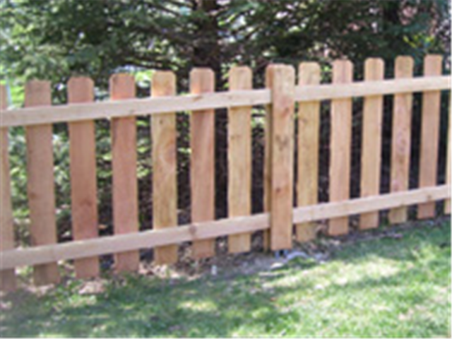 Wood Privacy Fence Installation Amp Repair In Michigan D